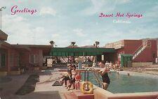 LAM (Q) - Desert Hot Springs, CA - Greetings From - The Dorsk House Pool