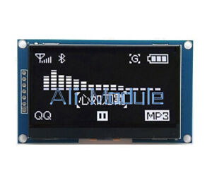 2.42 inch LCD OLED Display RGB SSD1309 12864 SPI Serial Port for Arduino C51