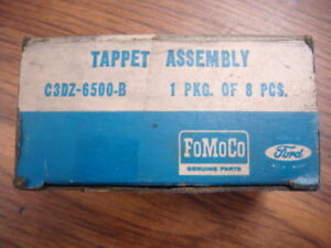 NOS 1959-1968 FORD MERCURY MUSTANG 428 COBRA JET TAPPET SET HYDRAULIC LIFTER