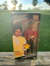 1984 Michael Jackson doll- American Music Awards outfit