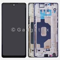 USA For LG Stylo 6 Display LCD Touch Screen Digitizer Frame Q730AM Q730TM Q730VM