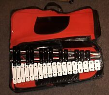 Kaman Cb700 Education Percussion 30 Key Xylophone, Stand, Soft Case & mallets