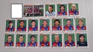 1997-98 BOLOGNA Calciatori Panini SCEGLI *** figurina con velina ***