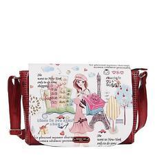 Nicole Lee Messenger Bag Shopping Girl One Size