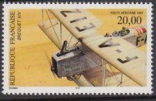 AIRCRAFT :1997 FRANCE-20F Brequet  SG 3456 MNH
