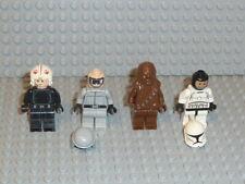 Lego ® Star Wars 4x personaje Clone Trooper Jedi 10188 75159 75192 9516 accesorios f922