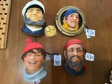 LOT OF LEGEND CHALKWARE PIRATES ENGLAND