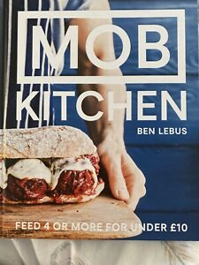 Mob Kitchen Cookbook (new)