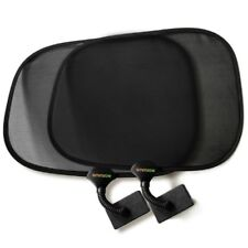 Emmzoe Clip On Sun Shade 2 Pack UV 50+ Protection for Stroller Car Seat Outdoors