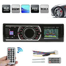 Car Stereo Mp3 Music Player USB/SD AUX Audio Player 1Din In-Dash Radio