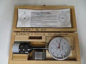 Diatest - model ITK-90-1 - 90° Metric Internal Taper Gage w/ case & ring - FS7
