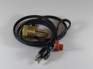 Engine Heater fits ISUZU HTR with (7.8L) Engine