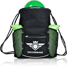Soccer Bag Backpack - XL Capacity | Kids Youth Toddler Boys & Girls Ball Team