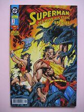 DC Superman Der Mann aus Stahl Special  Nr. 1 / 2000 Dino