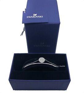 NEW Authentic SWAROVSKI Crystal Pave Bangle Bracelet 5274892 5389044 5389046