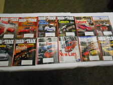 ROAD & TRACK 12 Issues 2010 Nissan 370Z Ferrari California AMG SL65 McLaren P11