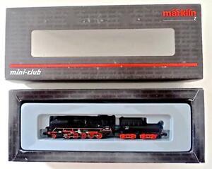 MARKLIN Z Gauge 88041 Steam Locomotive & Tender BR 42.90 DB Franco Crosti (66JPA