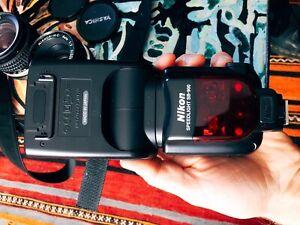 Flash Nikon SB-900 Tb État