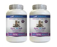 hip and joint cat - CATS TOTAL HEALTH COMPLEX 2B - senior cat treat
