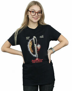 Friday The 13th Women's The New Blood Boyfriend Fit T-Shirt
