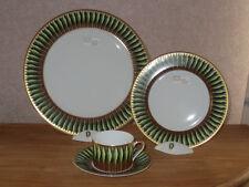PHILIPPE DESHOULIERES *NEW* JARDIN DE FLORENCE 6721 Set 2 Assiettes+tasse Plates