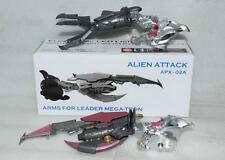 New Alien Attack APX-02 ARMS Pink For Transformers Leader Megatron In Stock