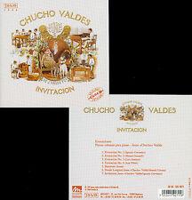 CHUCHO VALDES  invitacion