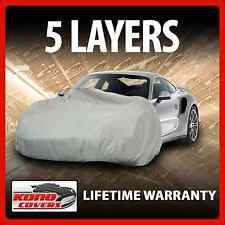 5 Layer Car Cover - Soft Breathable Dust Proof Sun Uv Water Indoor Outdoor 5287