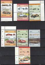 SANTA LUCIA Briefmarken 1986 postfrisches Lot in guter Erhaltung.