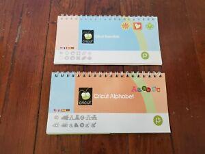 Cricut Alphabet & EssentialsHandbook Only No Cartridge Provo Craft