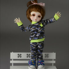 [Dollmore] 1/6 BJD YOSD USD  Dear Doll Size - Gomildo Set (Blue)
