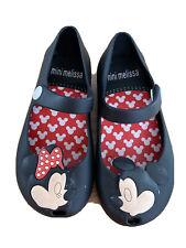 MINI MELISSA TODDLER SHOES SZ 11 Mickey Minnie