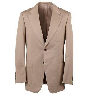 Gucci Slim-Fit Woven Cotton Drill Blazer 42L Long (Eu 52L) Sport Coat