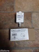 """WAC Lighting """"W"""" Series Track Suspension / Wiring Loop - Catalog # H-LOOP-WT"""