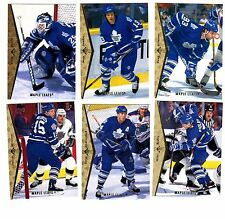 1X TORONTO MAPLE LEAFS 1994-1995 SP COMPLETE TEAM SET 94-95 Bulk Lot Available