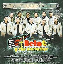 BETO Y SUS CANARIOS-LA HISTORIA CD NEW