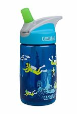 Camelbak Eddy Kids 0.4L water bottle - Scuba