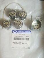Genuine MOPAR Wheel Lock Kit 52124063AA