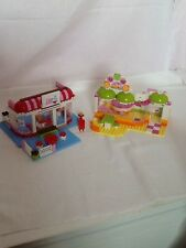 LEGO Friends Cafe 3061 And Juice Bar 41035
