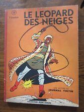 CRAENHALS POM et TEDDY LE LEOPARD DES NEIGES COLL. Jeune Europe n° 19 1963