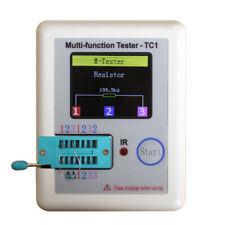 Transistor Tester Tft Diode TriodeCapacitanceMeterLcr Tc1 Esr Npn Pnp Popular