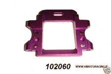 102060 SUPPORTO DIFFERENZIALE ANTERIORE IN ERGAL 1/10 GEAR BOX MOUNT HIMOTO