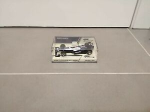 F1 1:43 minichamps. Williams-Toyota Nakajima 2009