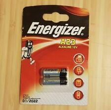 2x Energizer A23 battery alkaline 12V
