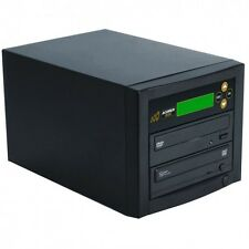 1 to 1 DVD CD Disc Copy Recorder Duplicator System with 24x Writer Burner Drive