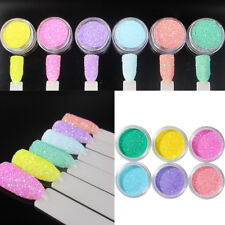 Wholesale 6boxes Nail Art Glitter Powder Dust Kit 3D Decoration DIY Manicure