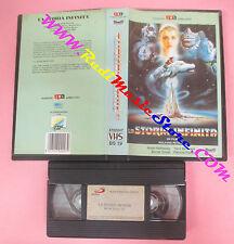 VHS film LA STORIA INFINITA Wolfang Petersen Hathaway SPA BS 19 (F157) no dvd
