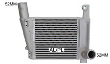 Intercooler Nissan Navara D22 2009-2015 4cly Manual 2.5Ltr YD25 Turbo Diesel New