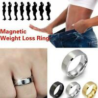 Magnetic Health Ring Weight Loss Slimming String Stimulating Acupoint Ring M1X3