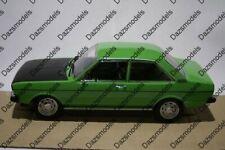 KK Scale Audi 80 GTE 2 Door Saloon Green 1:18 scale